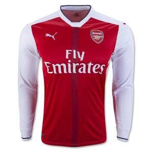 Camiseta de Arsenal 2016/2017 Primera Equipacion