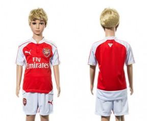 Camiseta Arsenal UEFA Home 2015/2016 Ni?os