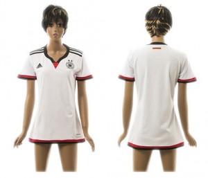 Camiseta de Alemania 2015/2016 Mujer