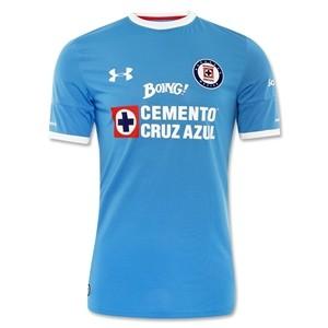 Camiseta del Cruz Azul 2016-2017