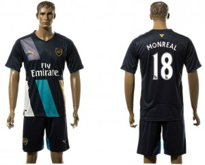 Camiseta del 18# Arsenal Away
