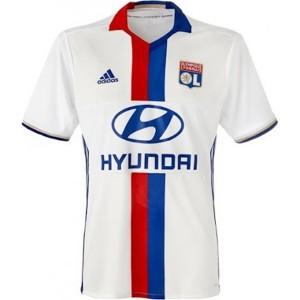 Camiseta nueva Lyon 2016-2017
