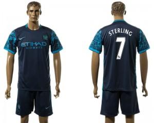 Camiseta Manchester City 7# Away
