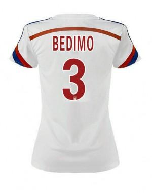 Camiseta Marseille Mendes Segunda 2014/2015