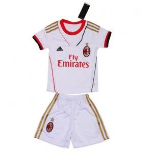 Camiseta de AC Milan 2013/2014 Segunda Equipacion Nino
