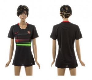 Camiseta de Portugal 2015/2016 Mujer
