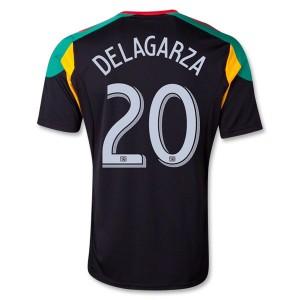 Camiseta del Delagarza Los Angeles Galaxy Tercera 13/14