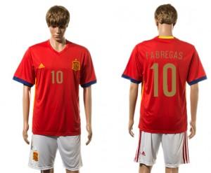 Camiseta España 10# 2015-2016