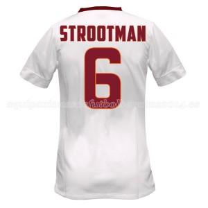 Camiseta nueva del AS Roma 2014/2015 Equipacion Strootman Segunda