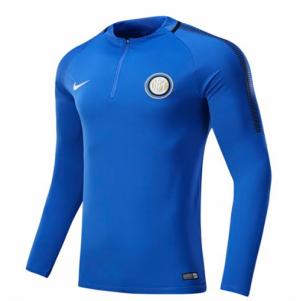 Camiseta del Inter Milan Mangas largas 2017/2018