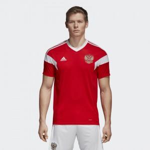 Camiseta RUSSIA REPLICA Home 2018
