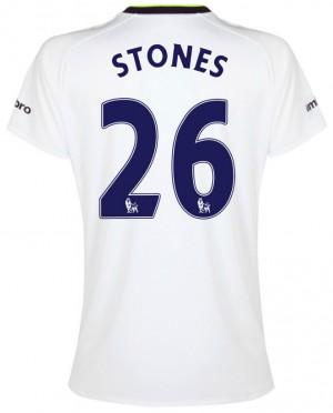 Camiseta de Tottenham Hotspur 14/15 Segunda Lamela