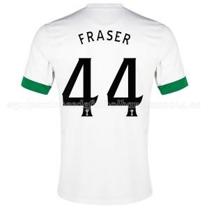 Camiseta de Celtic 2014/2015 Tercera Fraser Equipacion
