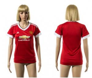 Camiseta de Manchester United 2015/2016 Mujer