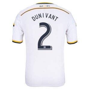 Camiseta Los Angeles Galaxy Dunivant Primera 13/14