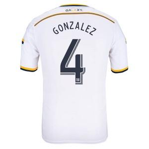 Camiseta nueva del Los Angeles Galaxy 13/14 Gonzalez Primera