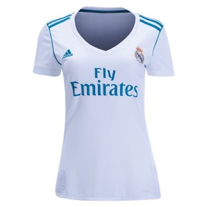 Mujer Camiseta del Real Madrid Home 2017/2018