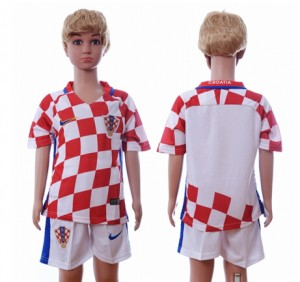 Niños Camiseta del CROATIA STADIUM Home 2016