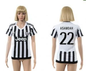 Camiseta nueva Juventus Mujer 22 2015/2016