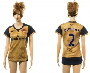 Camiseta del 2# Arsenal Away