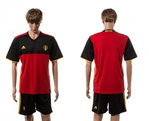Camiseta Belgium Tailandia 2015/2016