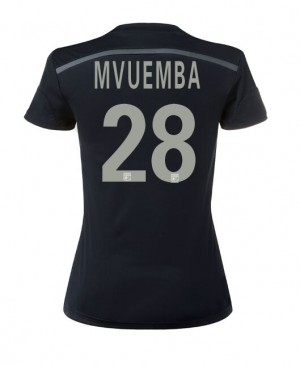 Camiseta del Lemina Marseille Primera 2014/2015