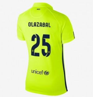 Camiseta del Dani Alves Barcelona Segunda 2013/2014