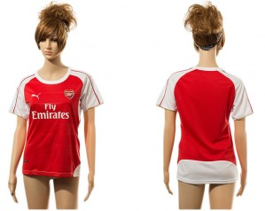Camiseta de Arsenal Home aaa version Mujer