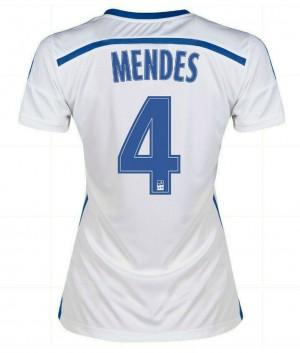 Camiseta nueva España de la Seleccion Ramos Primera 2013