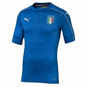 Camiseta de Italia 2016 Primera Equipacion