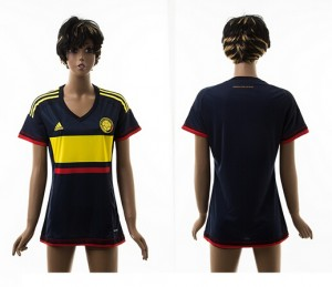 Camiseta Colombia 2015/2016 Mujer