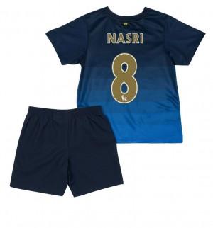 Camiseta del F.Coentrao Real Madrid Segunda 2013/2014