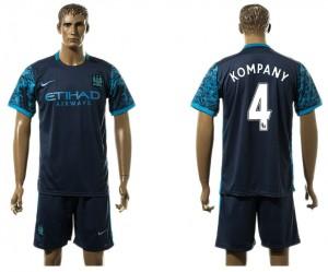 Camiseta nueva Manchester City 4# Away