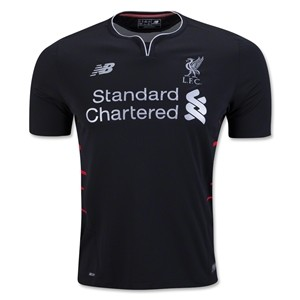 Camiseta nueva del Liverpool 16/17 Away