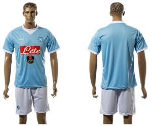 Camiseta nueva del Napoli SSC Home