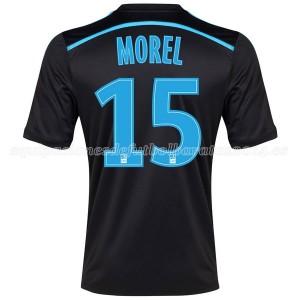 Camiseta Marseille Morel Tercera 2014/2015