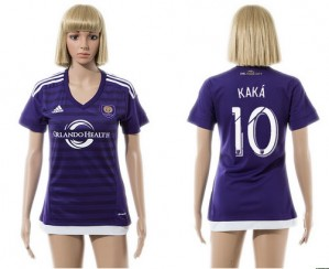 Camiseta nueva del Orlando City SC 2015/2016 10 Mujer
