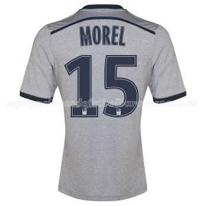 Camiseta nueva del Marseille 2014/2015 Morel Segunda
