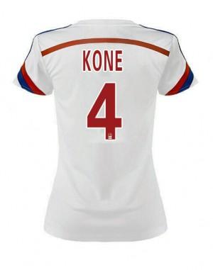 Camiseta de Marseille 2014/2015 Tercera Mendes
