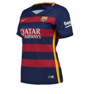 Camiseta nueva Barcelona Mujer Equipacion Primera 2015/2016