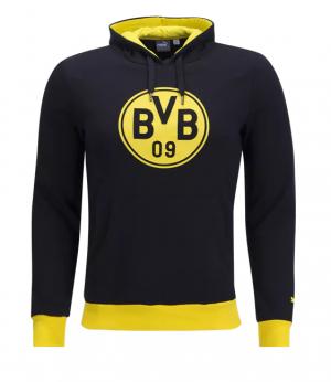 Camiseta de Borussia Dortmund 2017/2018 Crest Hoody