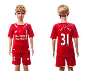 Camiseta de Liverpool 2015/2016 31 Ni?os