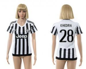 Camiseta nueva del Juventus 2015/2016 28 Mujer