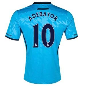 Camiseta nueva del Tottenham Hotspur 2013/2014 Adebayor Segunda