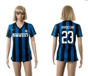 Camiseta Inter Milan 23 2015/2016 Mujer