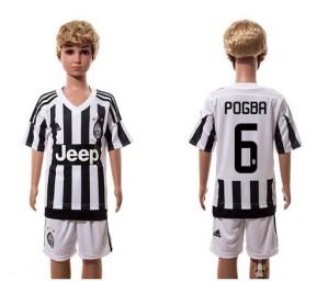 Camiseta de Juventus 2015/2016 Home 6 Ni?os