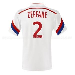 Camiseta Lyon Zeffane Primera 2014/2015