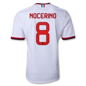 Camiseta AC Milan Nocerino Segunda Equipacion 2013/2014