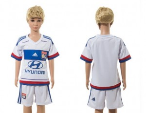 Camiseta nueva Lyon Ni?os 2015/2016