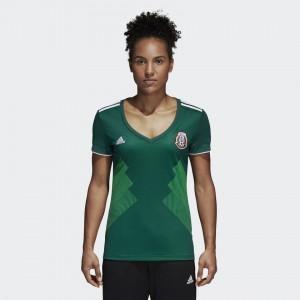 Camiseta nueva del MEXICO 2018 Mujer Home